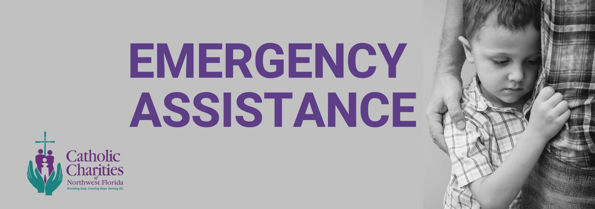 emergency Assistance header