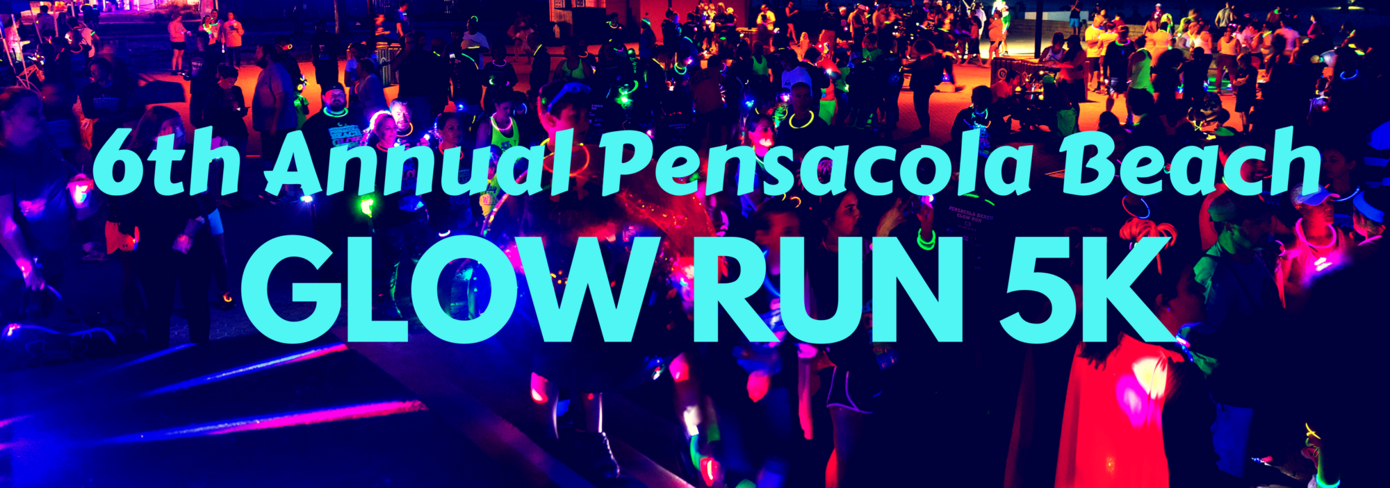 Glow Run Web Header