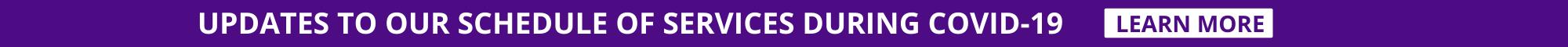 WEB Updates Banner