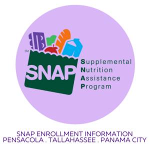 PEN TAL PC SNAP Enrollment Information Button
