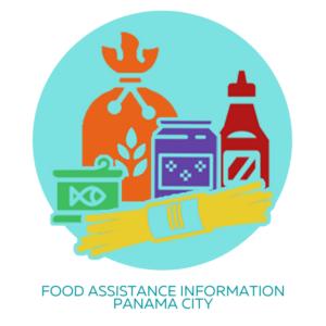 Panama City Food Assistance Program Button