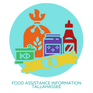 Tallahassee Food Assistance Program Button
