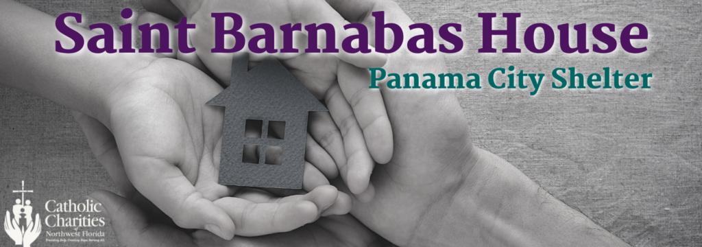 Saint Barnabas website header